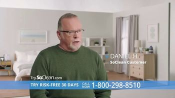SoClean TV Spot, 'Getting Sick From a Dirty CPAP' - Thumbnail 3