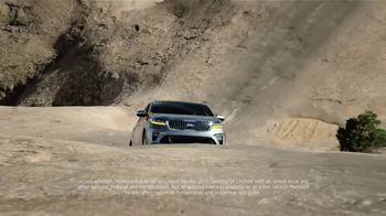 2019 Kia Sorento TV Spot, 'The SUV Goes to Hell and Back in Moab, Utah' [T1] - Thumbnail 2