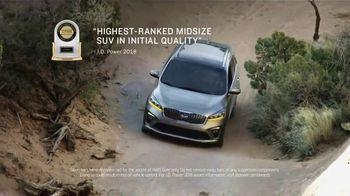 2019 Kia Sorento TV Spot, 'The SUV Goes to Hell and Back in Moab, Utah' [T1] - Thumbnail 5