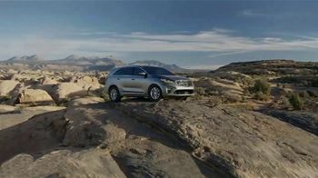 2019 Kia Sorento TV Spot, \'The SUV Goes to Hell and Back in Moab, Utah\' [T1]