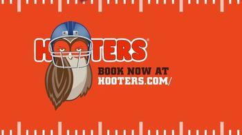 Hooters TV Spot, 'Fantasy Football Confessions' - Thumbnail 8