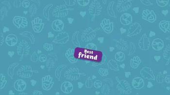 Fingerlings Pandas and Dragons TV Spot, 'Disney Channel: Best Friend' - Thumbnail 6