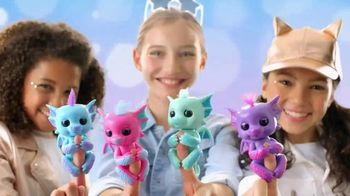 Fingerlings Pandas and Dragons TV Spot, 'Disney Channel: Best Friend' - Thumbnail 9