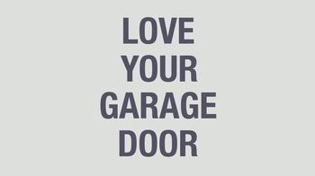 Clopay TV Spot, 'Imagine Loving Your Garage Door and Your Home'
