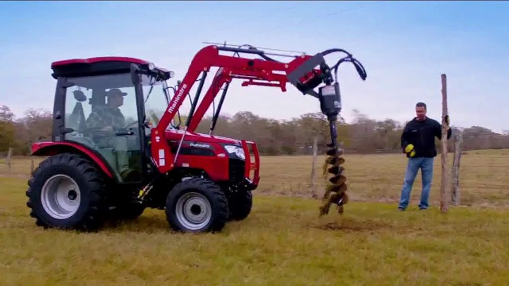 Mahindra Harvest Demo Days TV Commercial, 'For Everyone and Every Job'