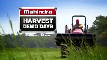 Mahindra Harvest Demo Days TV Spot, 'For Everyone and Every Job' - Thumbnail 10