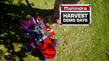 Mahindra Harvest Demo Days TV Spot, 'For Everyone and Every Job' - Thumbnail 3