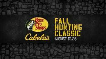Bass Pro Shops Fall Hunting Classic TV Spot, 'Ammo and 48-Gun Safe' - Thumbnail 4