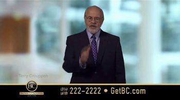 Brown & Crouppen, P.C. TV Spot, 'Be Smart'
