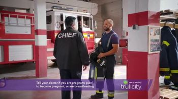 Trulicity TV Spot, 'Do More: Firefighter' - Thumbnail 5
