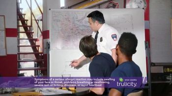 Trulicity TV Spot, 'Do More: Firefighter' - Thumbnail 7