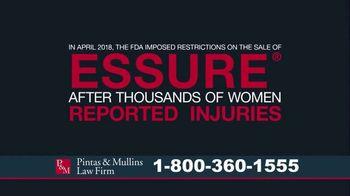 Pintas & Mullins Law Firm TV Spot, 'Essure Birth Control'
