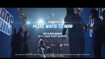 FanDuel TV Spot, 'More Ways to Win: Invite Your Friends' - Thumbnail 9