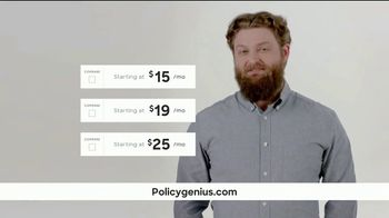 PolicyGenius TV Spot, 'Compare and Save' - Thumbnail 5