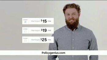 PolicyGenius TV Spot, 'Compare and Save' - Thumbnail 6