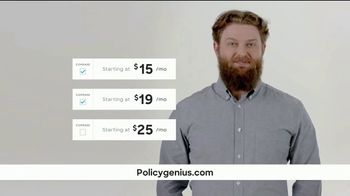 PolicyGenius TV Spot, 'Compare and Save' - Thumbnail 7