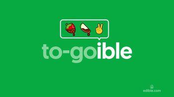 Edible Arrangements Dipped Fruit Cones TV Spot, 'Sweet-ible' - Thumbnail 8