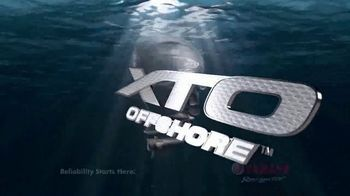 Yamaha Outboards XTO Offshore TV Spot, 'A New Species' - Thumbnail 10