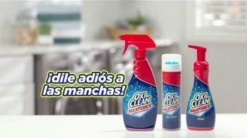 OxiClean Max Force TV Spot, 'Tipos de manchas' [Spanish] - Thumbnail 8