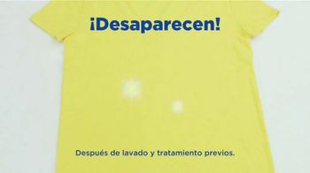OxiClean Max Force TV Spot, 'Tipos de manchas' [Spanish] - Thumbnail 7