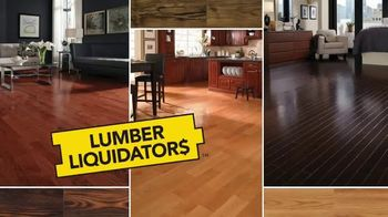 Lumber Liquidators TV Spot, 'Exotic Hardwood Deals' - Thumbnail 1