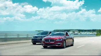 Lincoln Summer Invitation Sales Event TV Spot, 'New Mix'