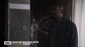AMC Premiere TV Spot, 'Upgrade Now: Fear the Walking Dead'