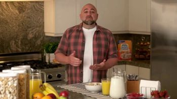 Kellogg's TV Spot, 'Food Network: No Kid Hungry' Featuring Duff Goldman - 121 commercial airings