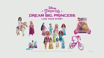 Disney Dream Big, Princess Collection TV Spot, 'Worlds to Explore' - Thumbnail 10