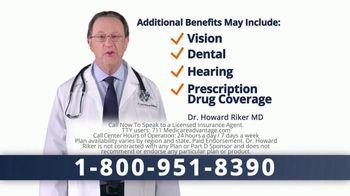MedicareAdvantage.com TV Spot, 'Additional Benefits'