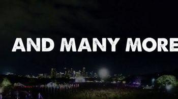 2018 ACL Fest TV Spot, 'McCartney, Metallica and Childish Gambino' - Thumbnail 6