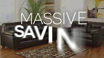 Ashley HomeStore Annual Tent Blowout TV Spot, 'Massive Savings' - Thumbnail 3
