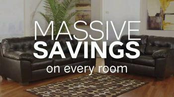 Ashley HomeStore Annual Tent Blowout TV Spot, 'Massive Savings' - Thumbnail 8