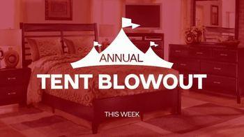 Ashley HomeStore Annual Tent Blowout TV Spot, 'Massive Savings' - Thumbnail 9