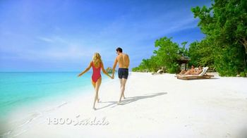 Sandals Resorts TV Spot, 'Live It Up' - Thumbnail 1