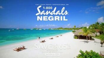 Sandals Resorts TV Spot, 'Live It Up' - Thumbnail 10