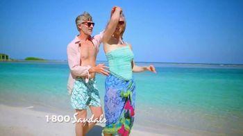 Sandals Resorts TV Spot, 'Live It Up' - Thumbnail 3