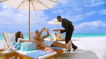 Sandals Resorts TV Spot, 'Live It Up' - Thumbnail 9