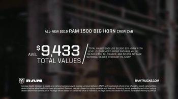 2019 Ram 1500 TV Spot, 'Reputation' - Thumbnail 9