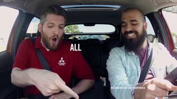 Mitsubishi Summer Season Pass Sales Event TV Spot, 'Freestyle Test Drive: On the Road' [T2] - Thumbnail 7