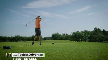 Revolution Golf (T)LESS Driver TV Spot, 'The One Club That Does It All' - Thumbnail 6