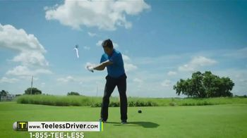 Revolution Golf (T)LESS Driver TV Spot, 'The One Club That Does It All' - Thumbnail 8