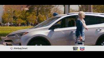 GreatCall Jitterbug Smart TV Spot, 'Help From Mom' Featuring John Walsh - Thumbnail 1