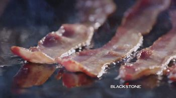 Blackstone Griddle TV Spot, 'The Sounds of Outdoor Griddle Cooking'