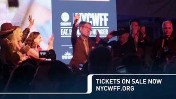 2018 New York City Wine & Food Festival TV Spot, 'Join Us' - Thumbnail 3