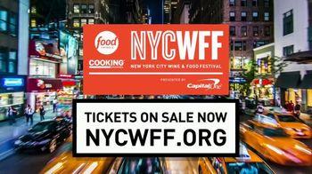 2018 New York City Wine & Food Festival TV Spot, 'Join Us' - Thumbnail 5