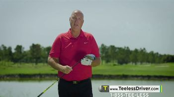 Revolution Golf (T)LESS Driver TV Spot, 'Only Better' Feat. Notah Begay III - Thumbnail 6