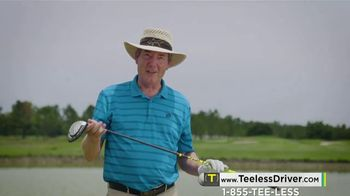 Revolution Golf (T)LESS Driver TV Spot, 'Only Better' Feat. Notah Begay III - Thumbnail 7