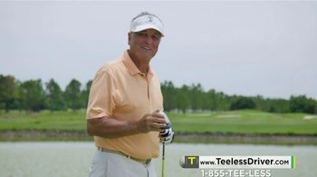 Revolution Golf (T)LESS Driver TV Spot, 'Only Better' Feat. Notah Begay III - Thumbnail 8