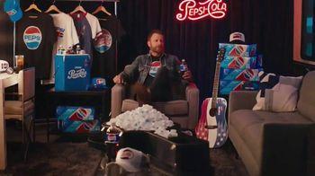 Pepsi TV Spot, 'Drink Pepsi' Featuring Dierks Bentley - 3 commercial airings